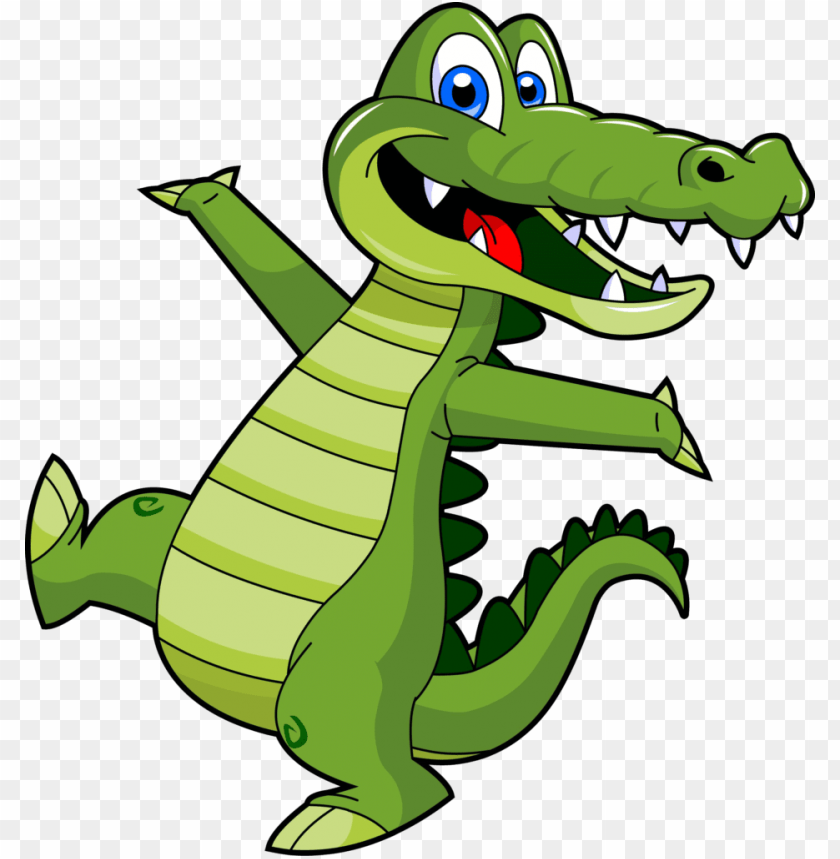 banner royalty free library Alligator png image with. Crocodile clipart transparent background