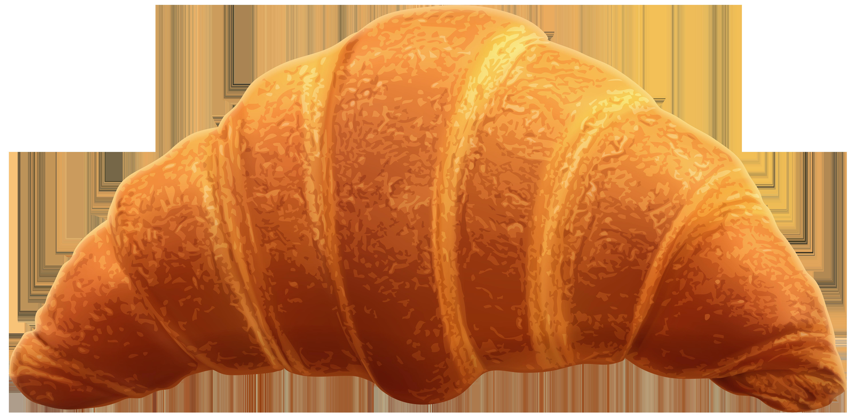 svg free download Png clip art image. Croissant transparent.