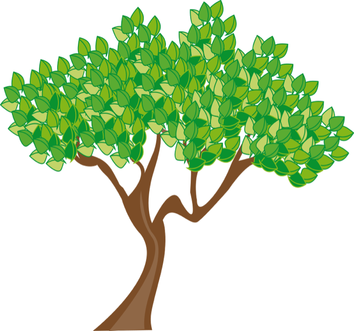 graphic library library Life clipart cartoon tree. All purpose endo ecto.