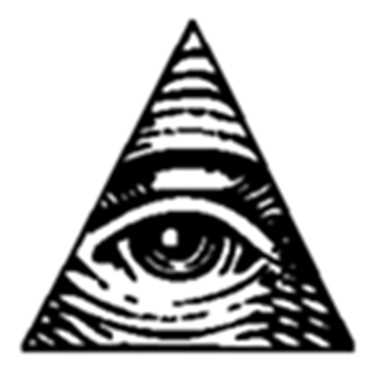 image library stock Collection of free Illuminati drawing