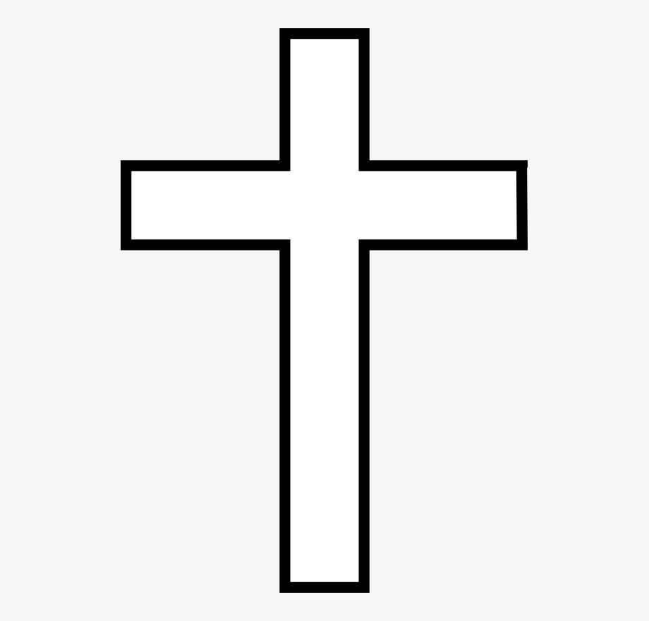 svg black and white Cross clipart. Free resume god symbol