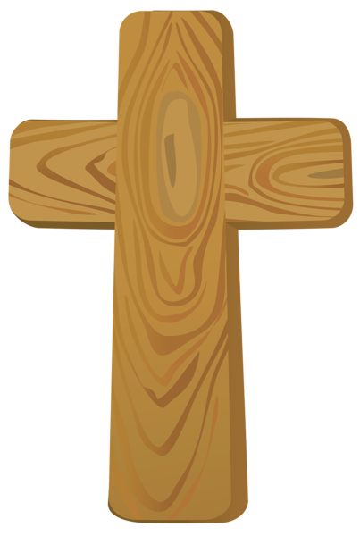 clip art freeuse library Png picture comunion y. Crucifix clipart wooden cross