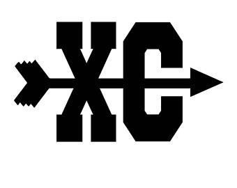 jpg black and white download Free symbol pictures clipartix. Cross country arrow clipart.