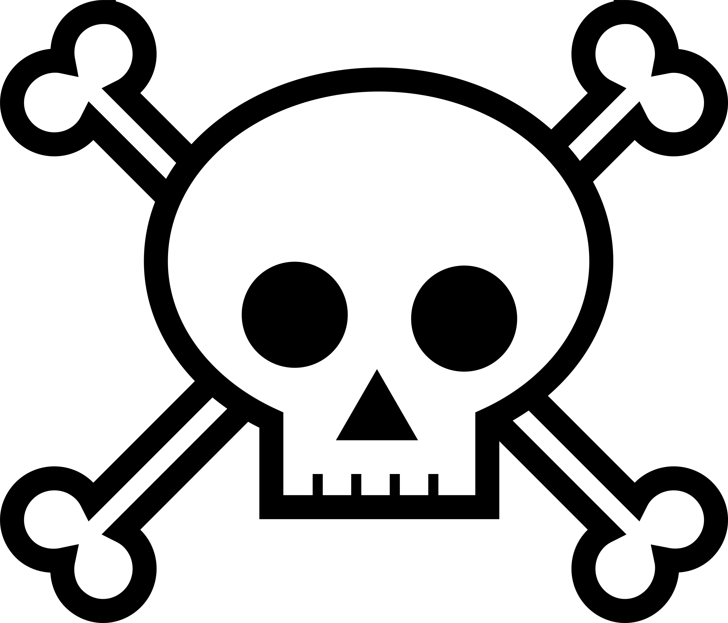 clip freeuse download Skull and big image. Crossbones clipart
