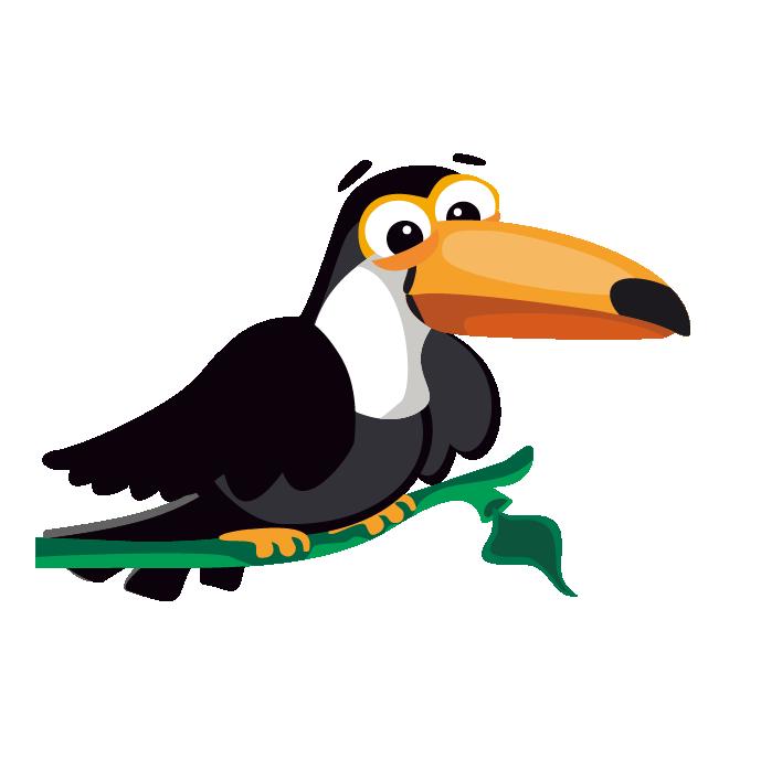 clip freeuse download Toucan Bird Cartoon Clip art