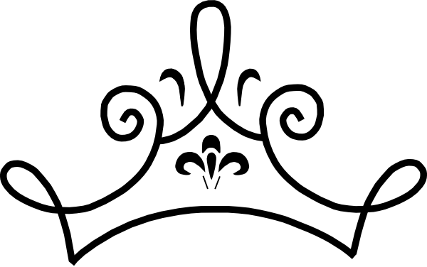 graphic freeuse Princess Crown clip art