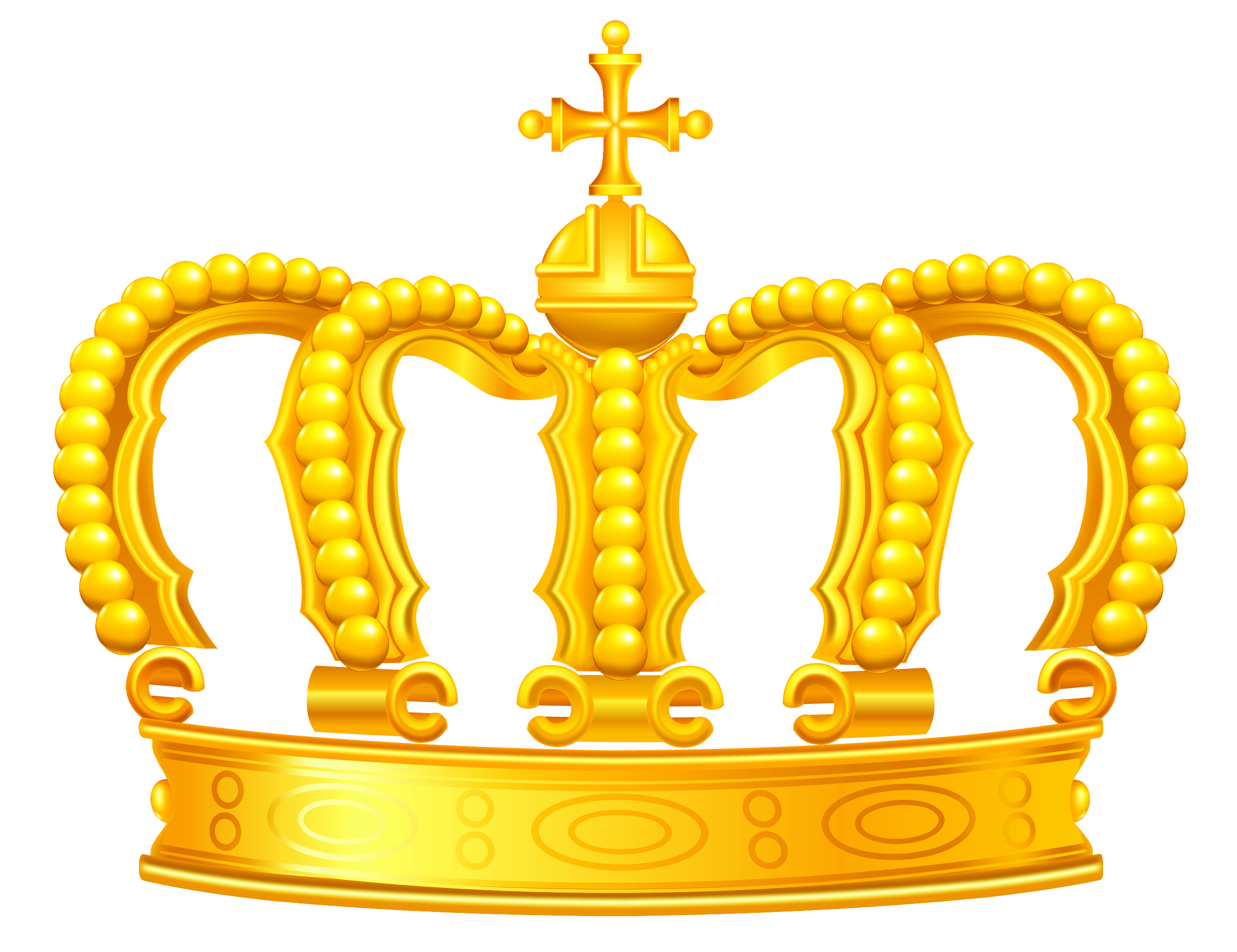 clip art black and white Gold crown png gallery. Crowns clipart