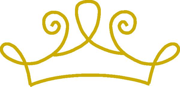 graphic transparent stock gold tiara clipart #64224528