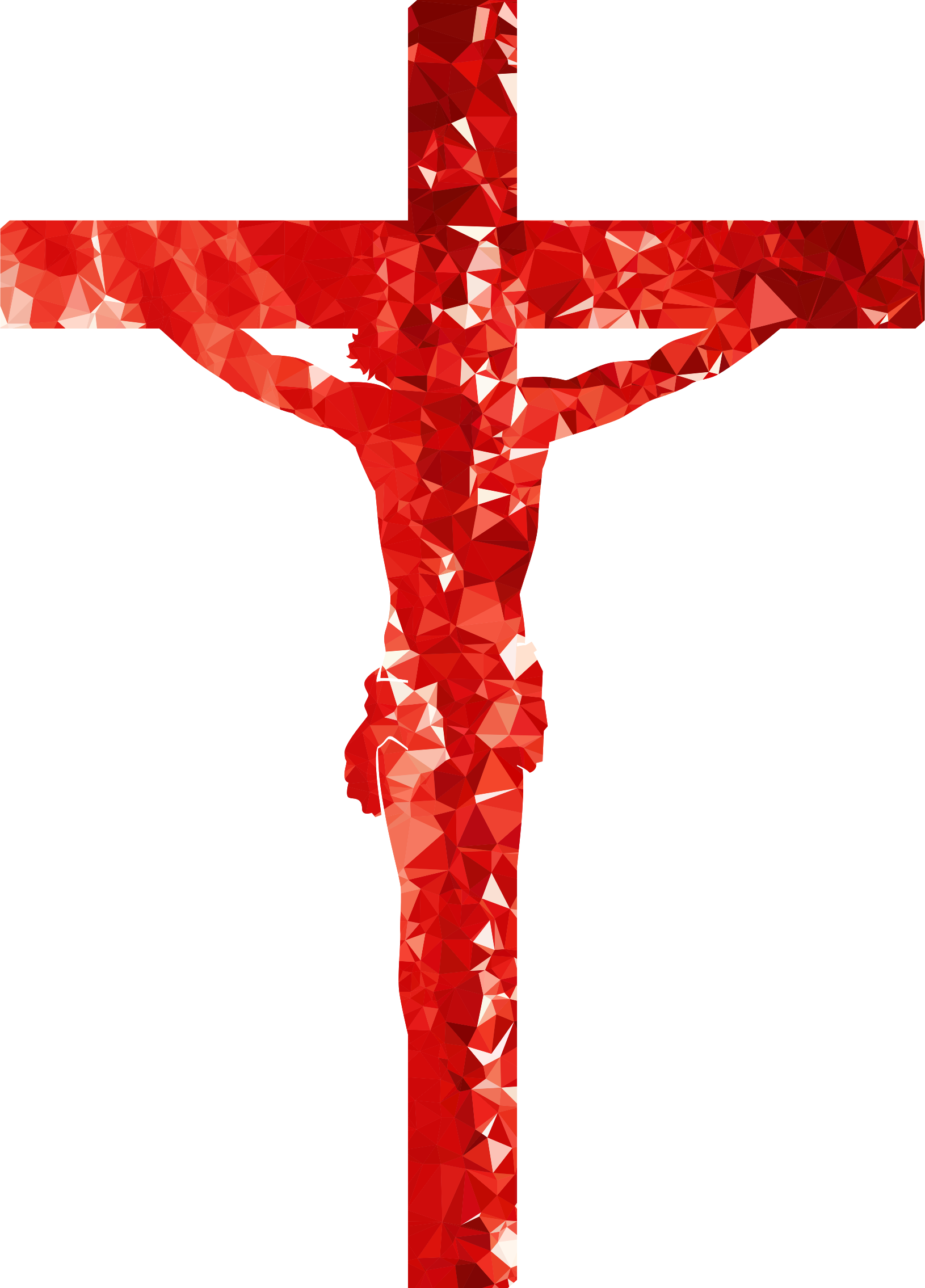 clipart freeuse stock Ruby big image png. Crucifix clipart