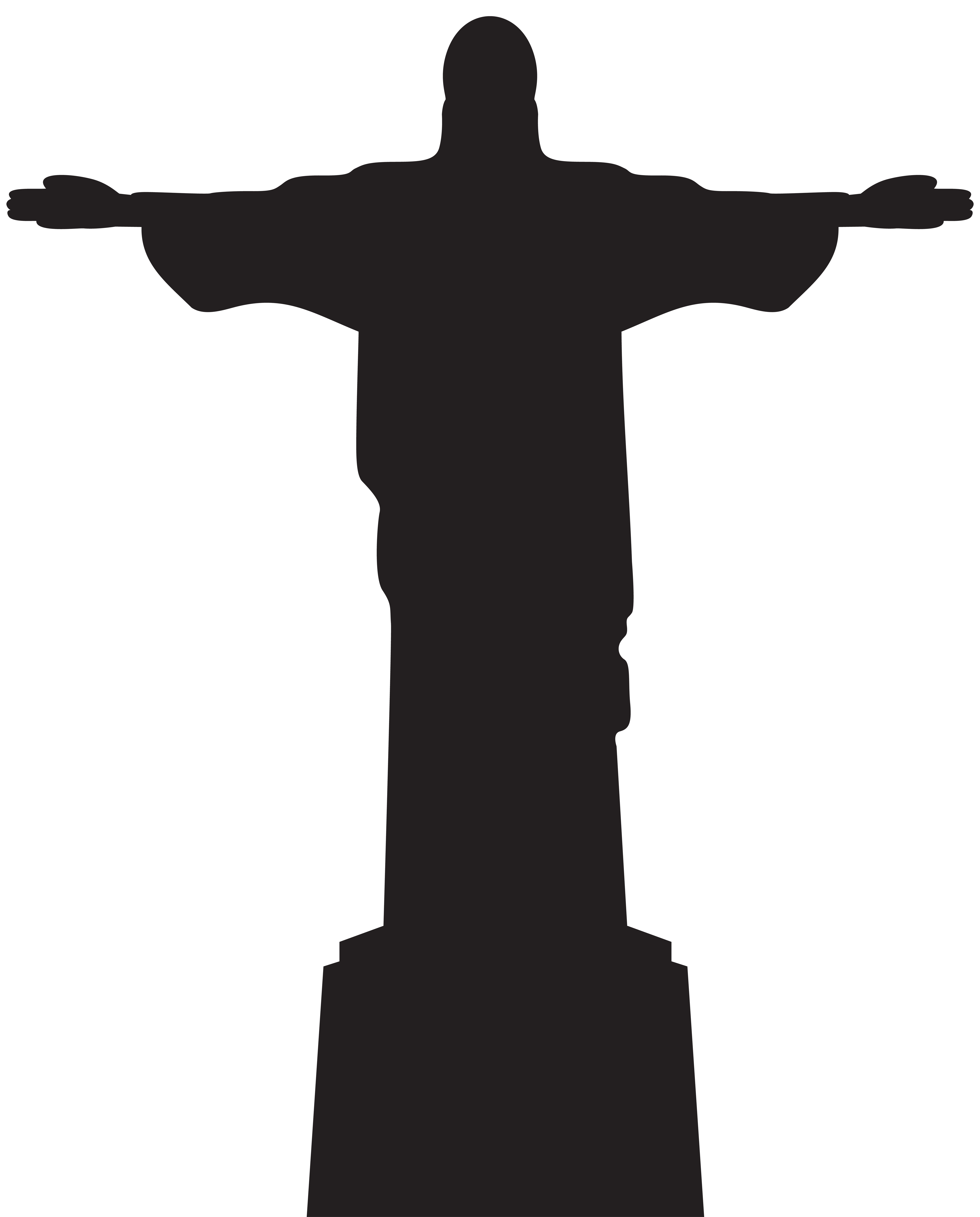 clip free download Jesus cross clipart. Christ silhouette at getdrawings
