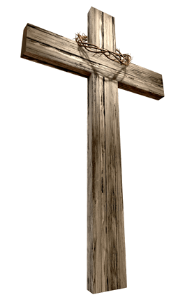 graphic royalty free stock Transparent png stickpng download. Crucifix clipart wooden cross