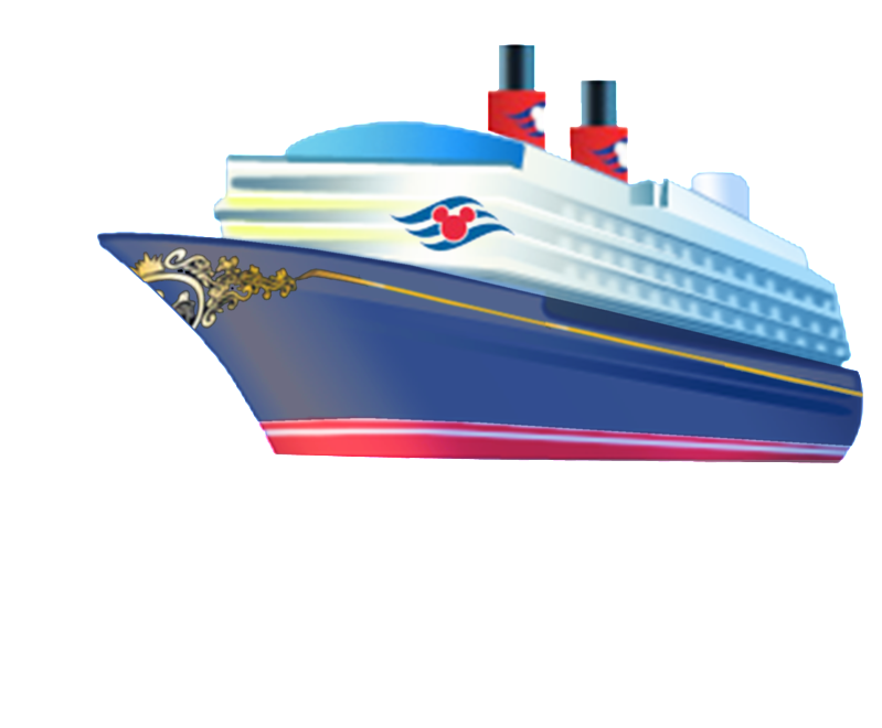 banner transparent download Disney Cruise Clip Art
