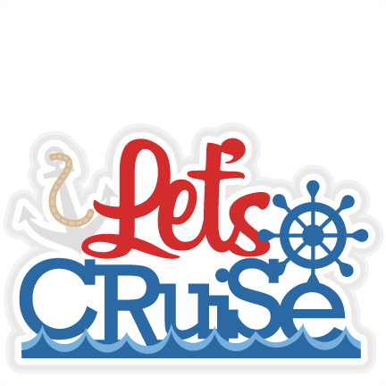 png library download Pencil and in color. Cruise clipart welcome aboard