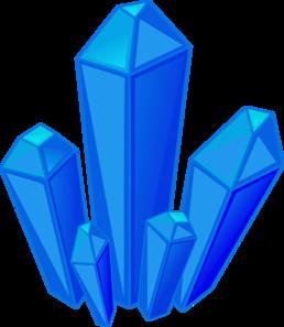 svg free library Crystal clipart. Crystals clip art panda