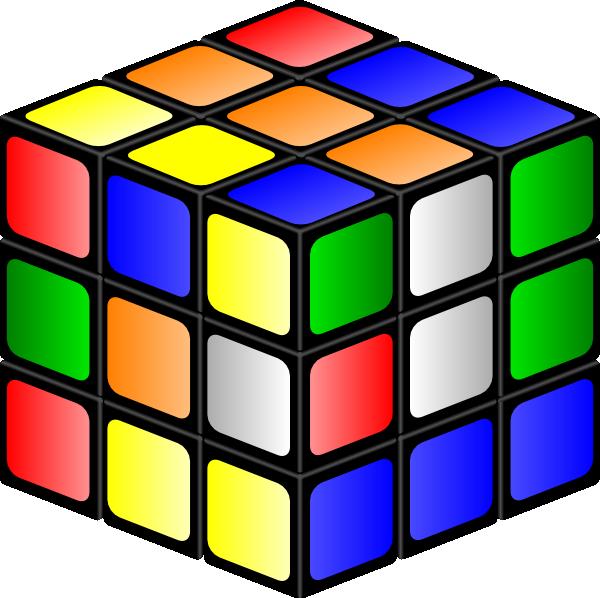 svg black and white Rubik clipart rubics cube. Rubiks clip art at.