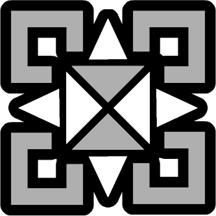 free download cube transparent geometry dash #92962358