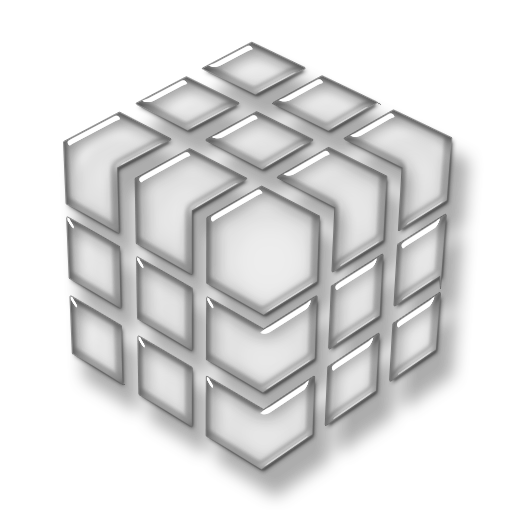 jpg stock cube transparent glass #92965585