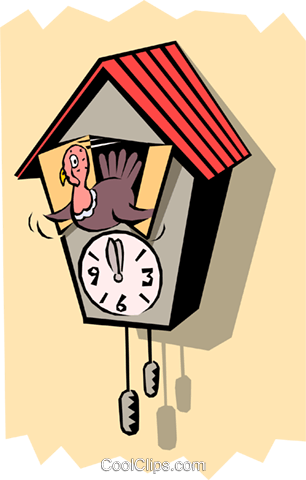 clip royalty free stock Cuckoo Clock Clipart at GetDrawings