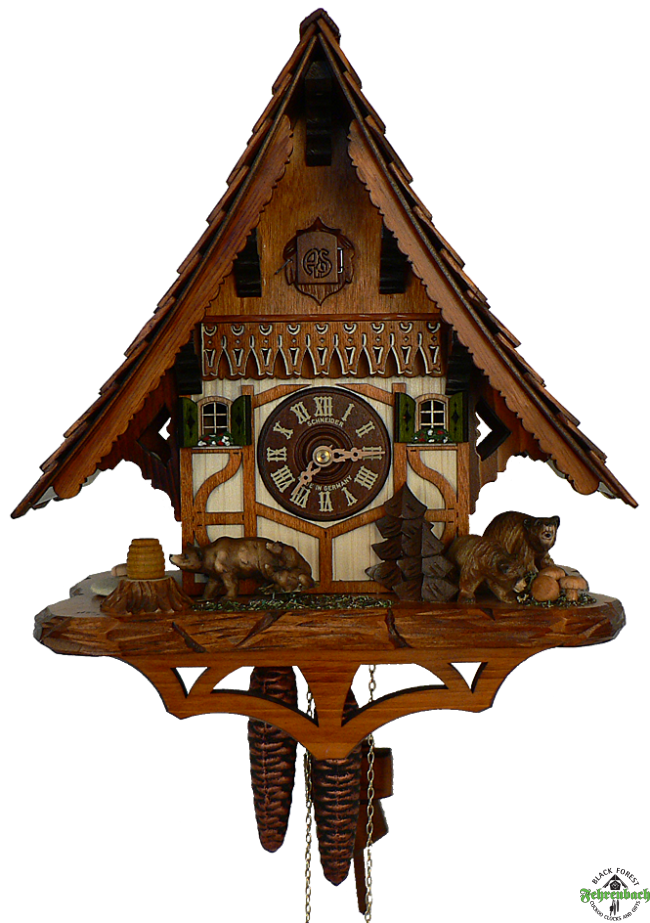clip Png mart. Cuckoo clock clipart