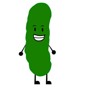 banner library Pickle animated free on. Pickles clipart coloring page