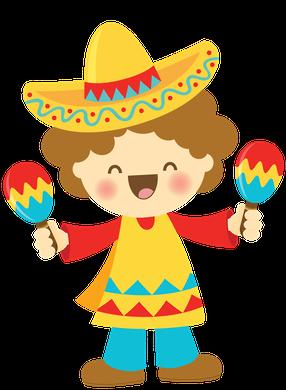 clipart stock Culture clipart market mexican. Children fiesta dress danielle