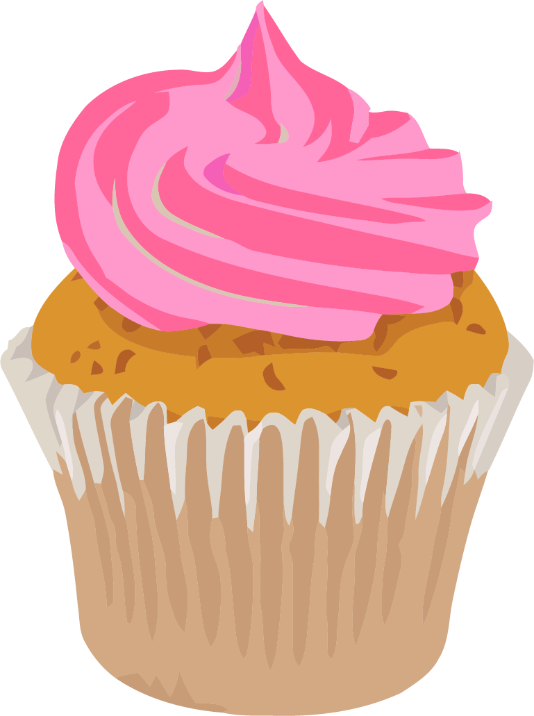 clip art library stock Cupcake clipart. Realistic png picture clipartly