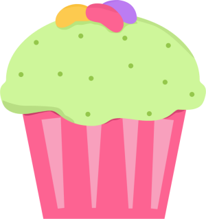 clip art freeuse library Free download panda images. Cupcake clipart.