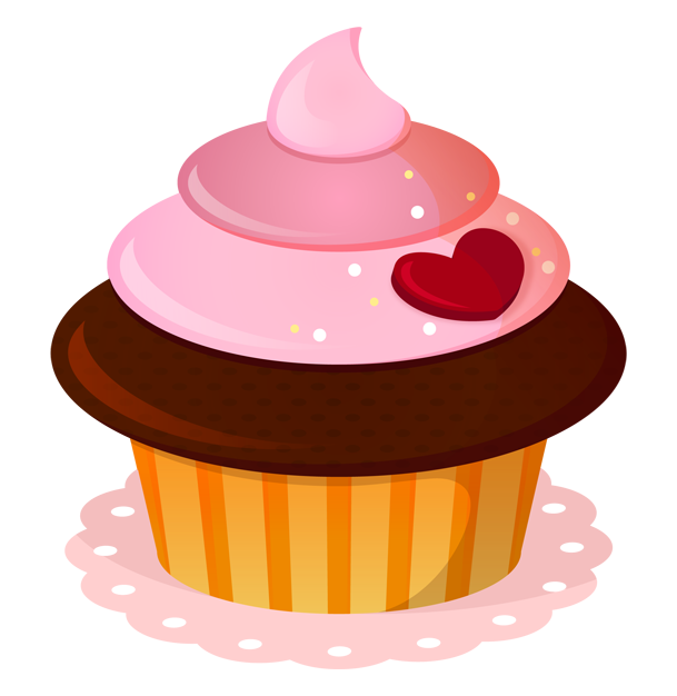 picture royalty free Muffins clipart. Cupcakes pinterest clip art