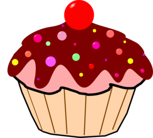 svg free download Cupcake Clipart Free Download