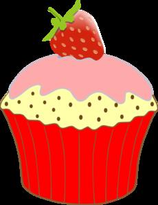 clipart cupcake clip