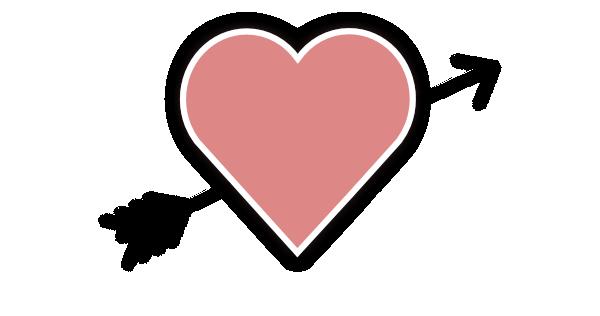 vector royalty free Halloween clipart heart. Arrow frames illustrations hd