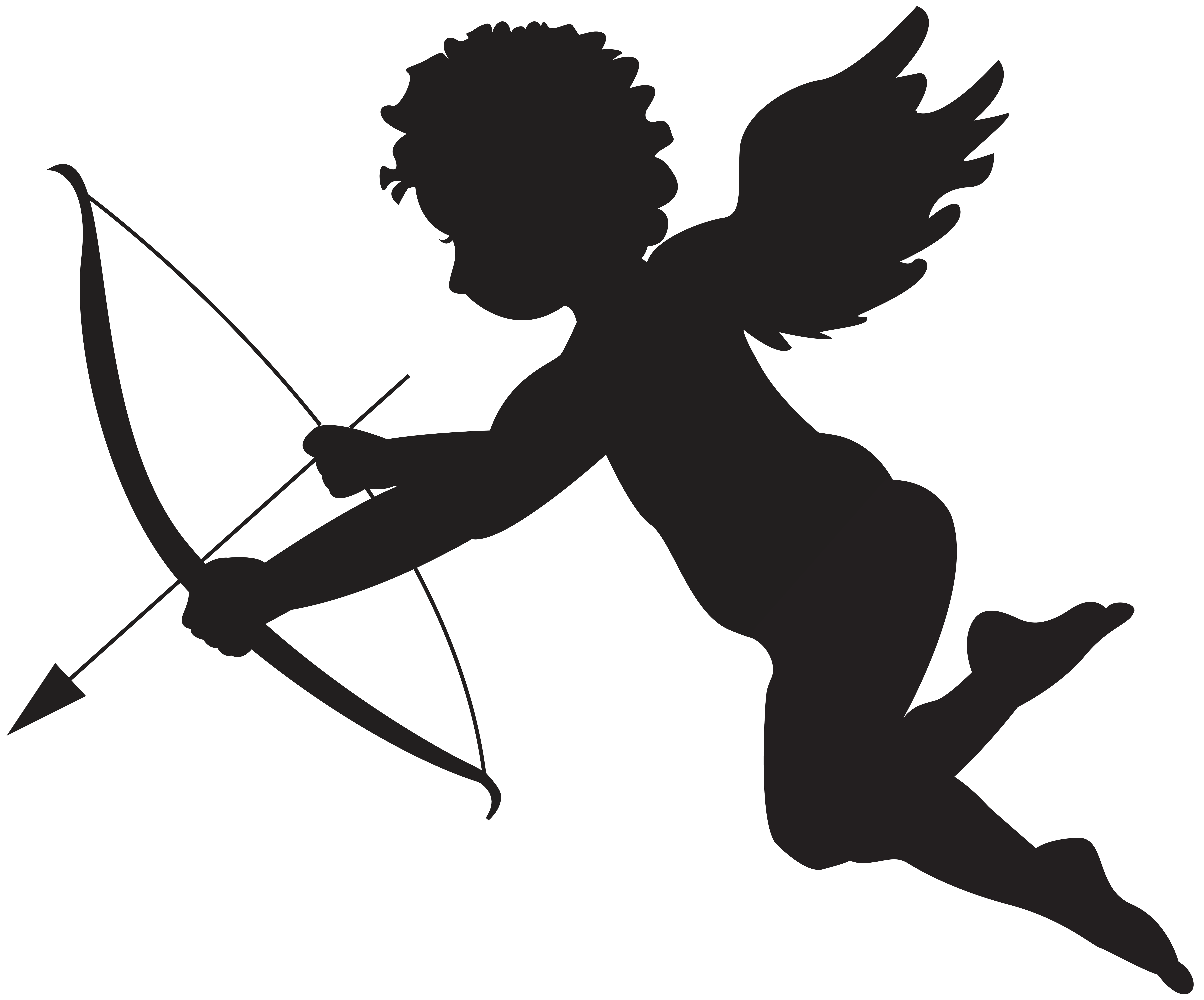 image royalty free Cupid transparent. Png image gallery yopriceville