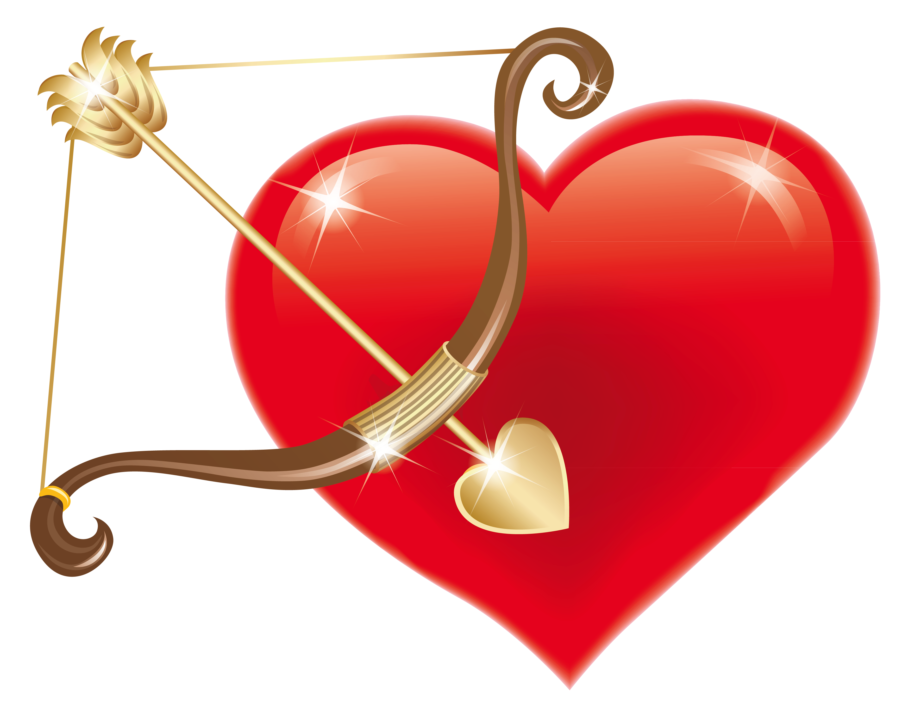 jpg transparent download Valentine vector transparent. Red heart with cupid