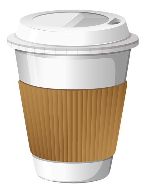 banner transparent library Pinterest and cups. Paper coffee cup clipart