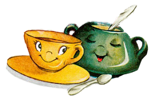 graphic freeuse library Imagimeri s new graphics. Cups clipart anthropomorphic.