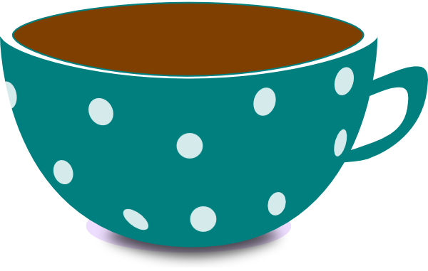 banner freeuse library Green Chocolate Cup Clip Art at Clker