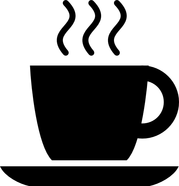 svg library download Vector coffee transparent. Cup clip art at