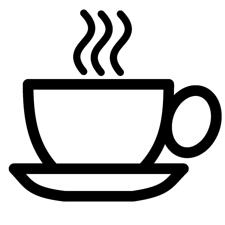 clip art transparent Amazing tea black and. Mugs clipart travel cup.
