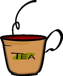 vector library Printerkiller Cup Of Tea Clip Art at Clker