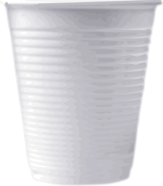 picture freeuse library Plastic Cup Clip Art at Clker