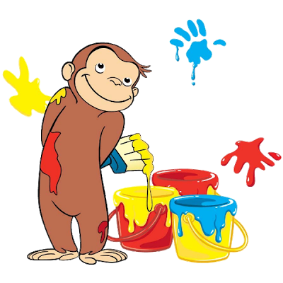 picture free library Curious George