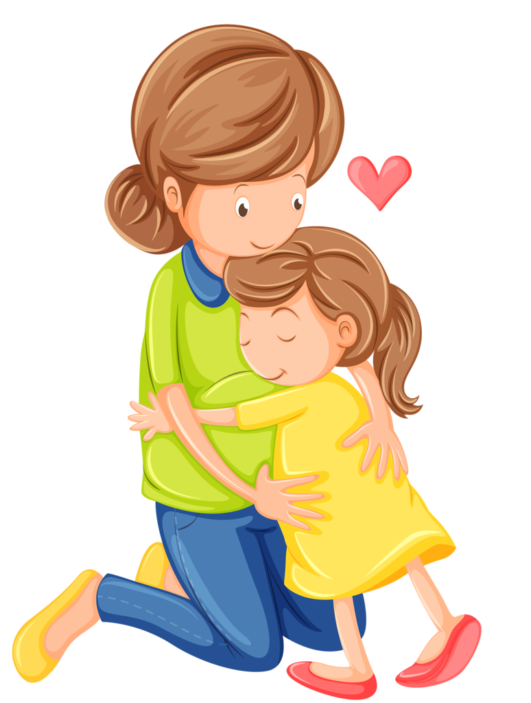 picture library library waking clipart little boy mother #85405972