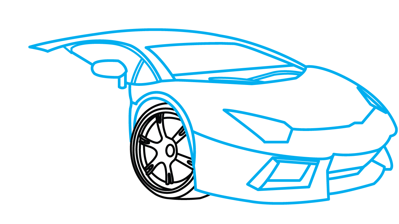 clip stock Step By Step Drawing Car at GetDrawings