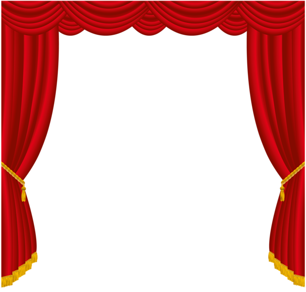 graphic freeuse library curtain drawing theater #93038487