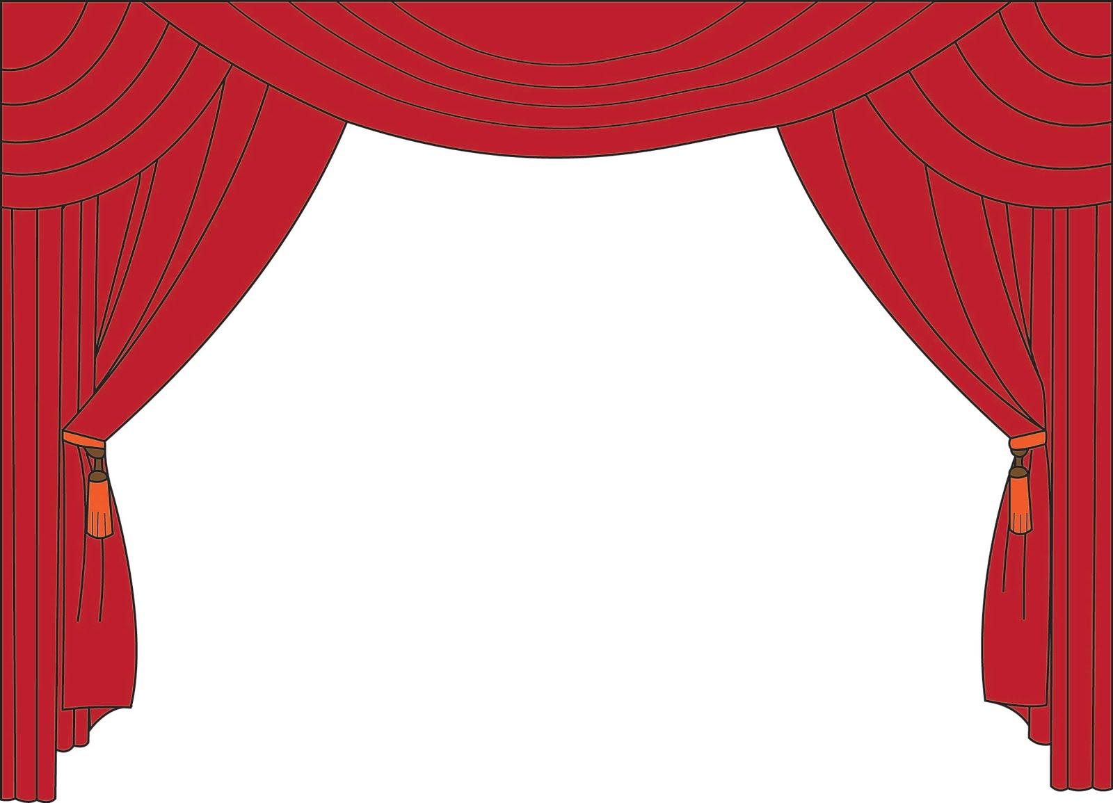 clipart library Free curtain cliparts download. Curtains clipart.