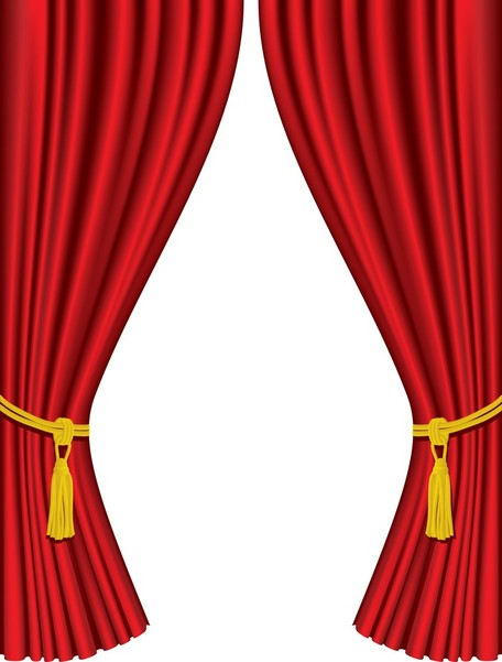 vector Curtain clipart. Free cliparts download clip