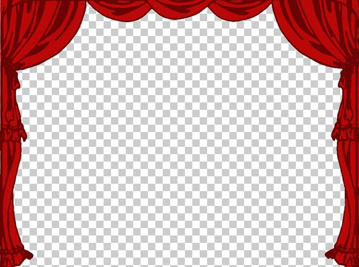 vector download Theater drapes and stage. Curtain clipart curtain raiser