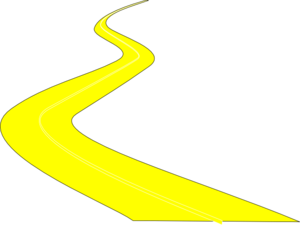 picture freeuse stock Curved Road Clip Art at Clker