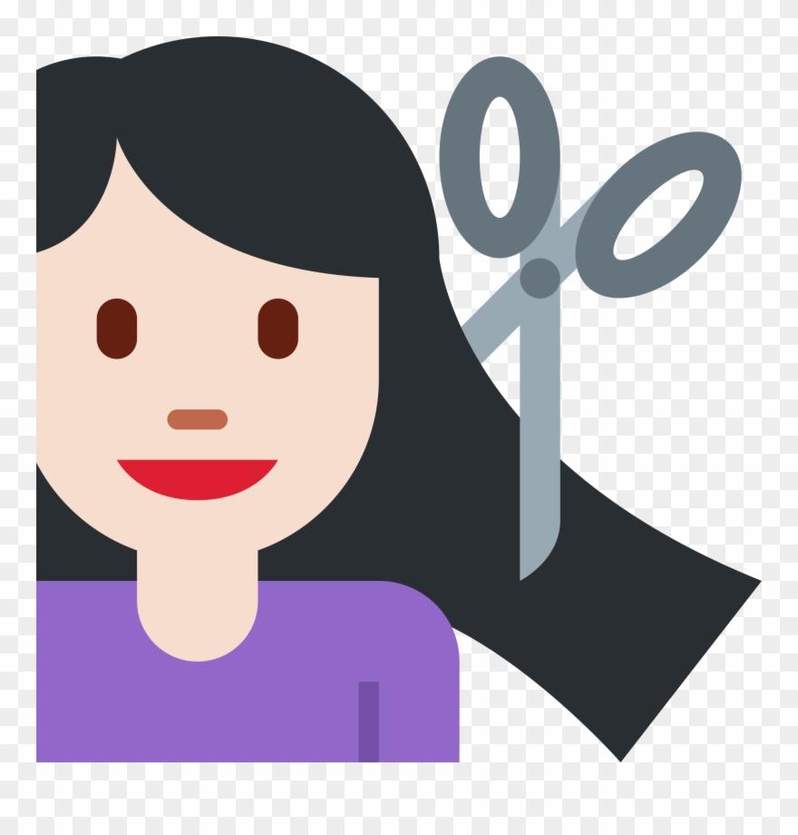 vector black and white download Haircut clipart cartoon. Hair cut png transparent