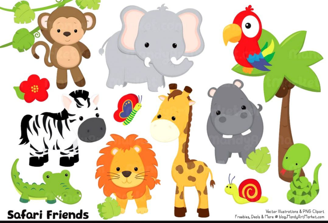 clip library stock Animals look wallpapers . Cute animal clipart